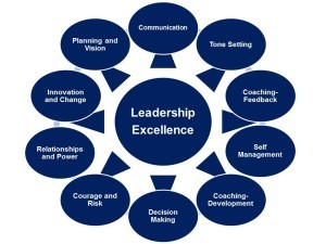 leadership excellence graphic
