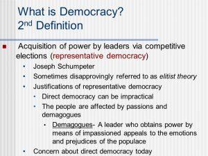 democracy 1