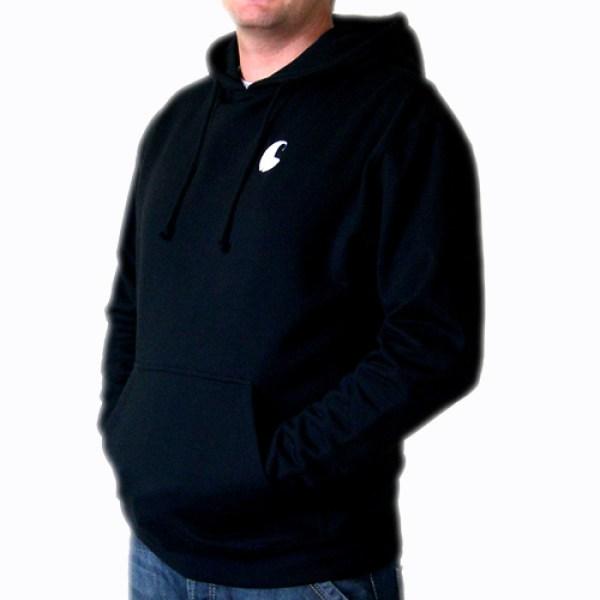 sweat noir  clement face profil  2 bis