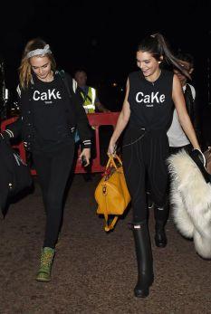 Cara Delevingne + Kendall Jenner