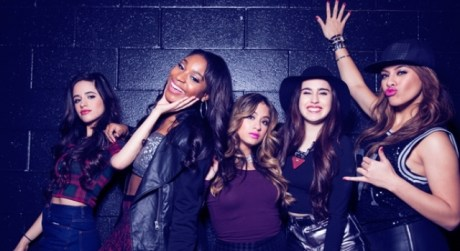 As meninas do Fifth Harmony
