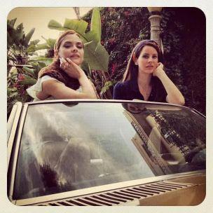 Lana del Rey + Jamie King