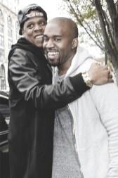 Jay Z + Kanye West