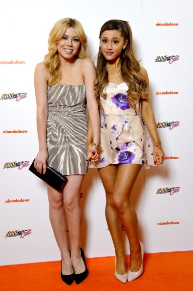 Jenette Mccurdy + Ariana Grande
