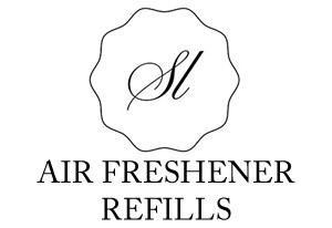 car vent air freshener refills, set of 3