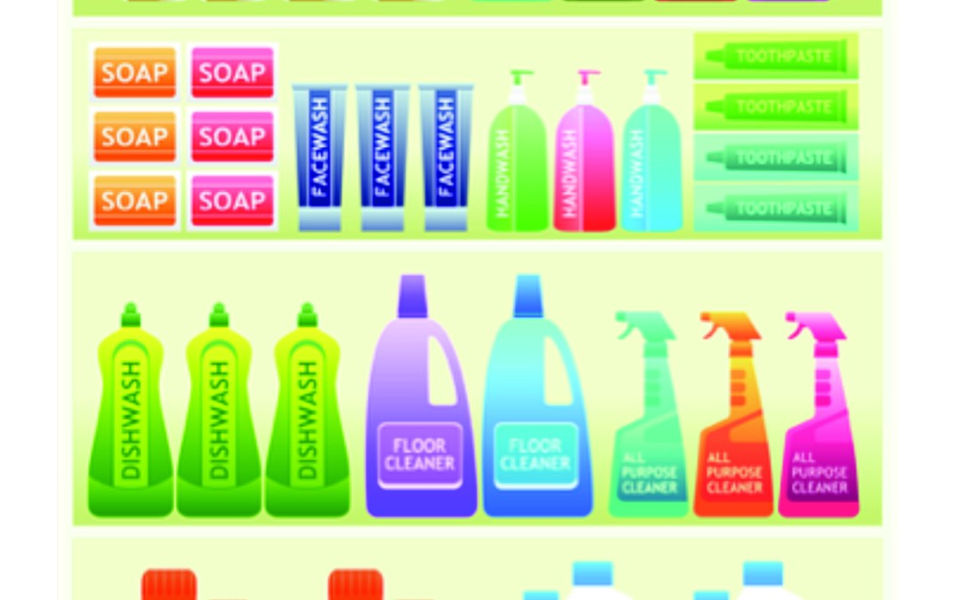 Guest Post – Label-Reading Tips: How to Evaluate the Safety of Commercial Household Products