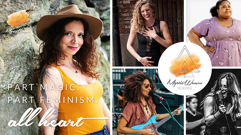 Mystic Women Rising with Brittany Policastro