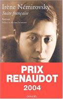 Couverture du livre d'Irène Némirovsky - Prix Renaudot 2004