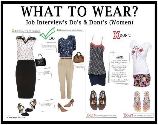 what-to-wear-job-interview-women