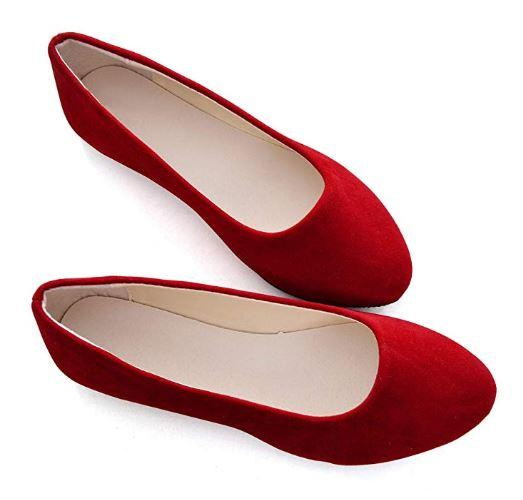 red flats cw