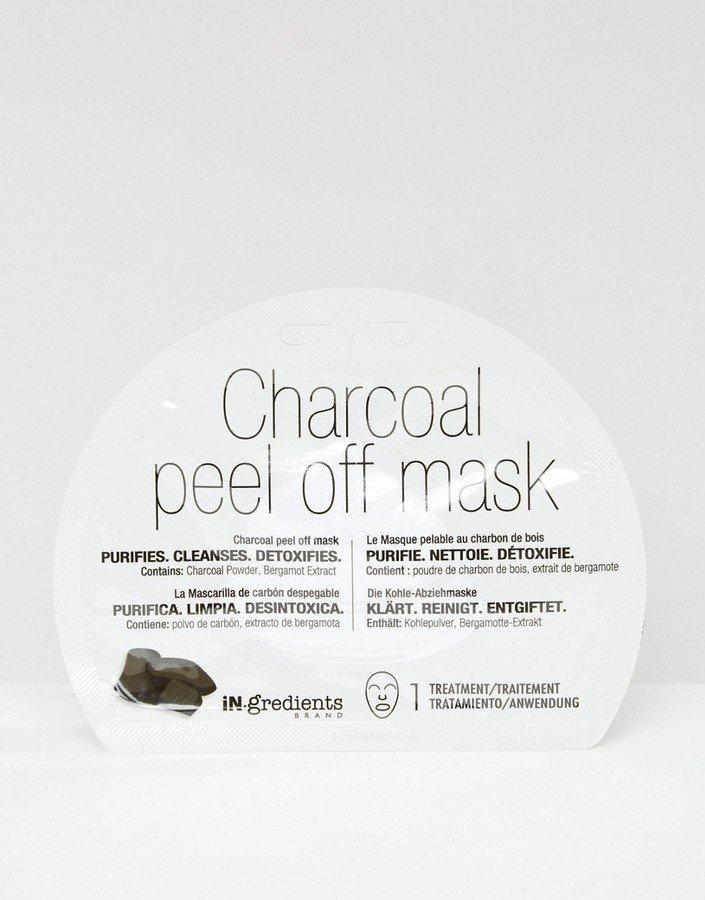Charcoal peel off