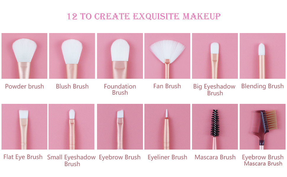 best makeup brushes from amazon c1