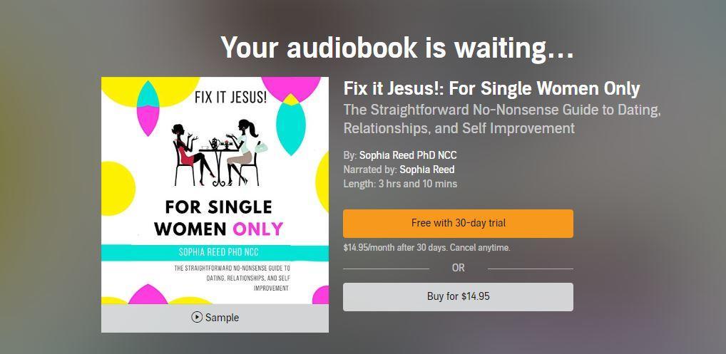audible book