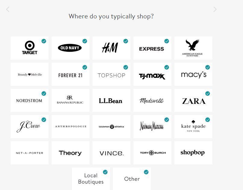 where do you shop