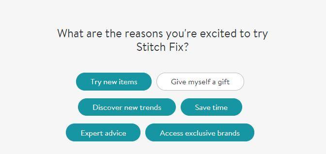 why trying stitch fix