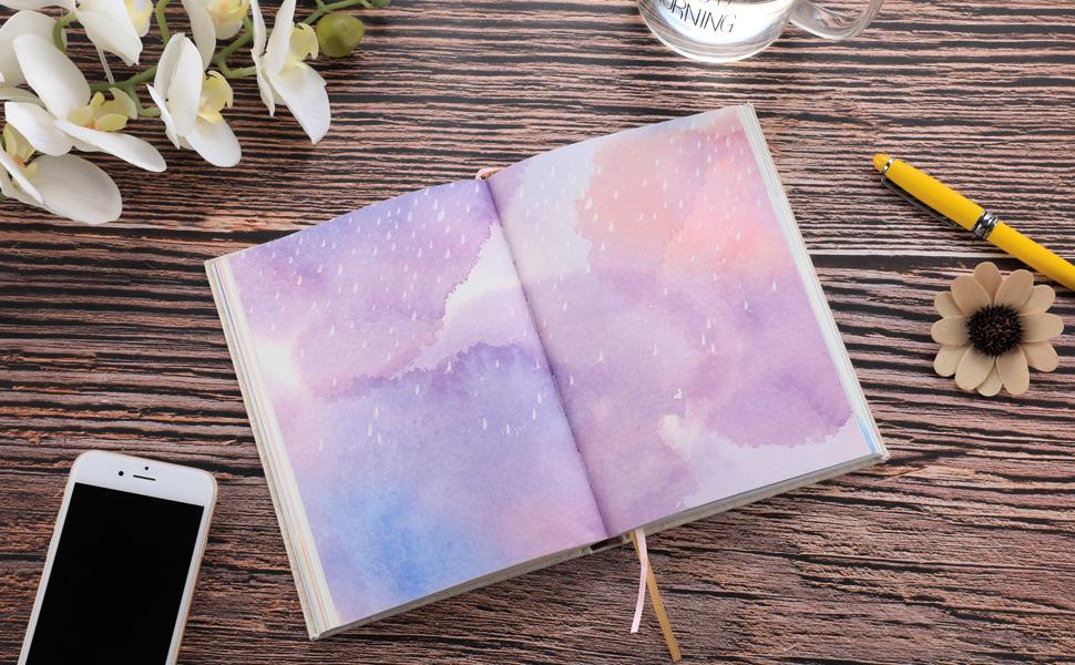 self care routine writtien journal