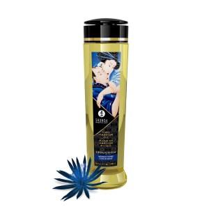 Shunga Massage Oil Seduction Midnight Flower 240ml