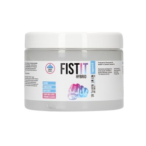 Fist It Hybrid Water And Silicone Lube 500ml