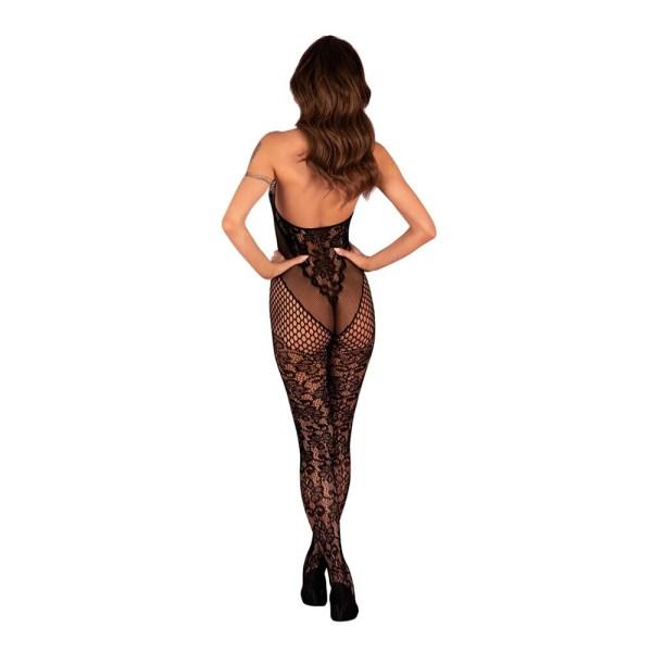 Corsetti Yoland Body Stocking Black UK Size 8 to 12