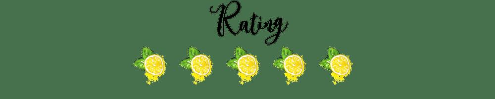 5 Lemon Rating