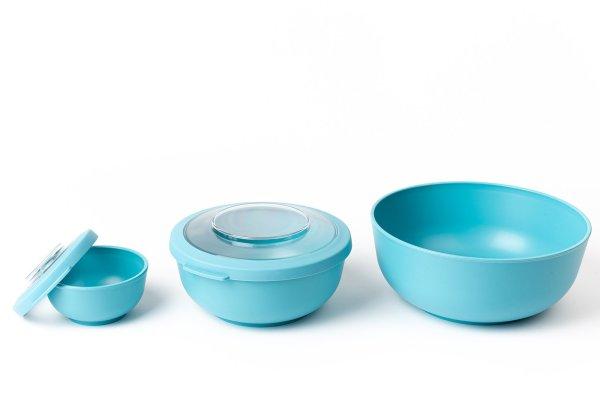 Amuse Life Bowl Blauw 1000 ml