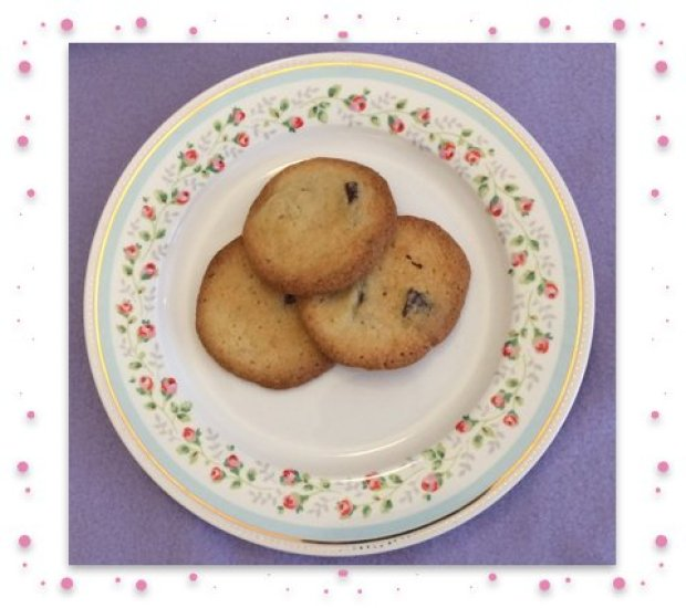 Three biscuits