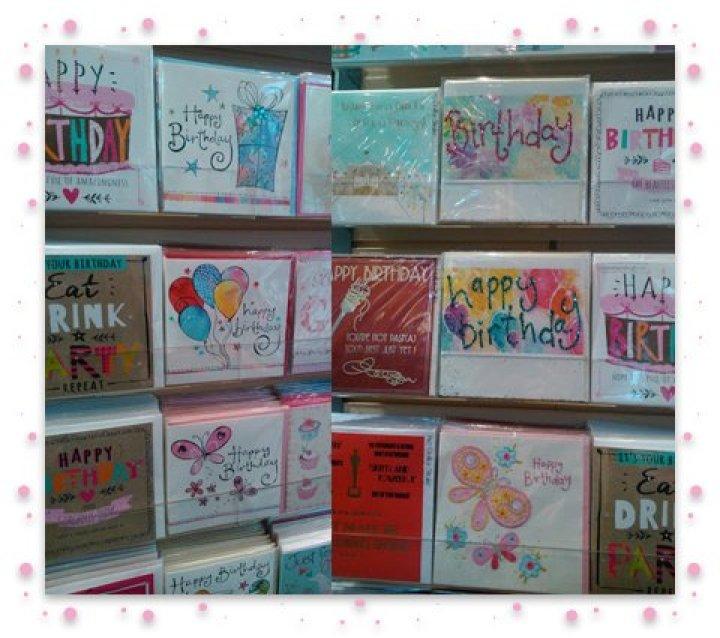 Cards framed