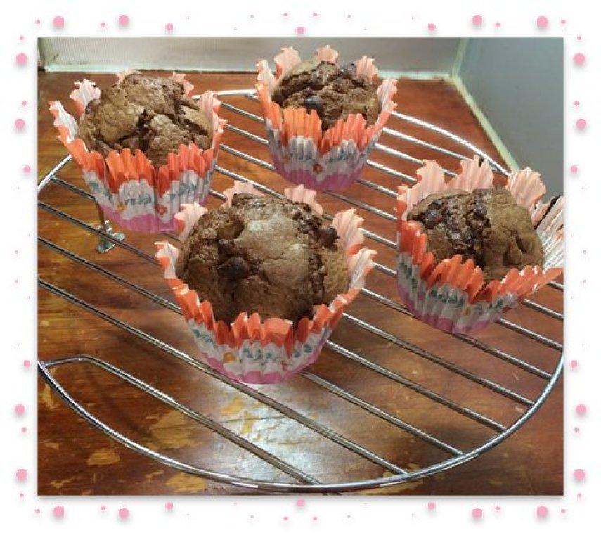 Cupcakes frame