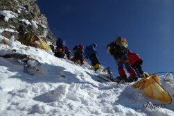 Sherpas prêts à partir