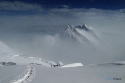 vers 7300 m