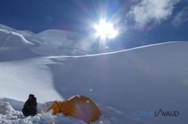 Sherpa au Camp 3