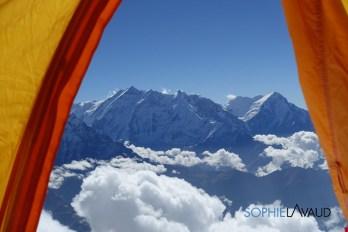 Annapurna vu du camp 2