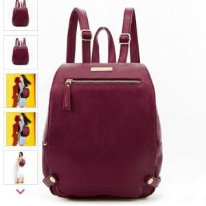 tas punggung untuk wanita