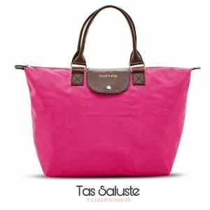 tas member sophie warna pink cantik