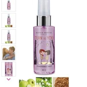 parfum wanita yang manis
