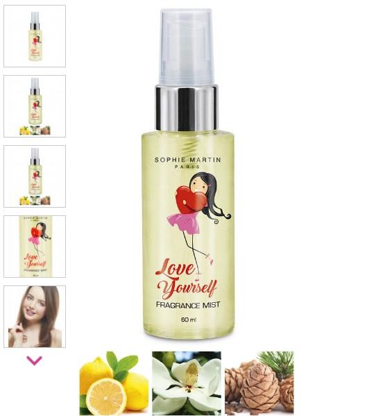 parfum wanita aroma segar tahan lama