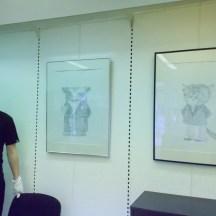 Arts en Balade 2014 exposition Sophie Navas