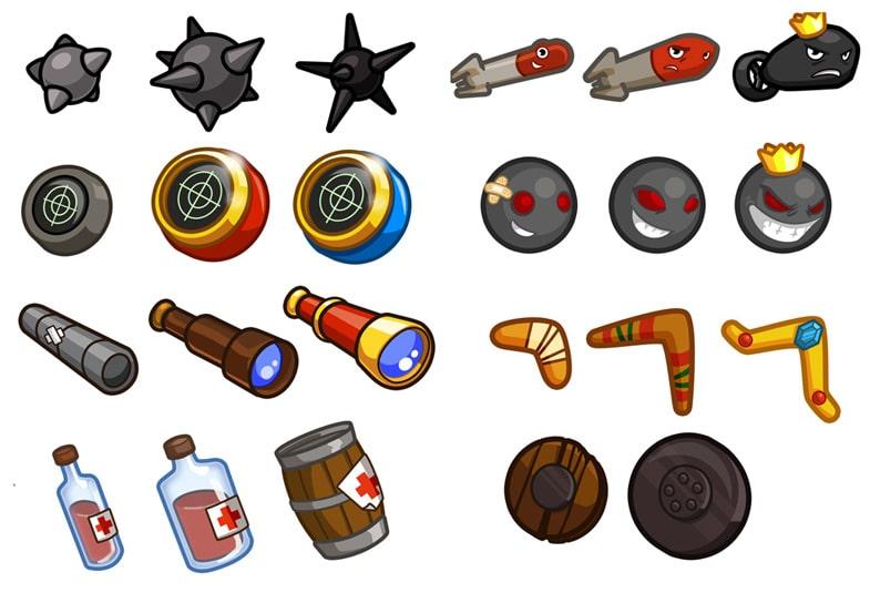 War of Rum items