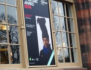 BP Portrait Award 2014