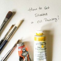 Busting the Myths of Oil Painting: Starting Out