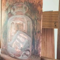 How to Prepare a Copper panel for Oil Painting