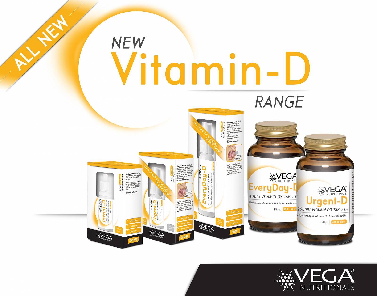 Essential Baby Toiletries Vega Vitamin D Review Sophie