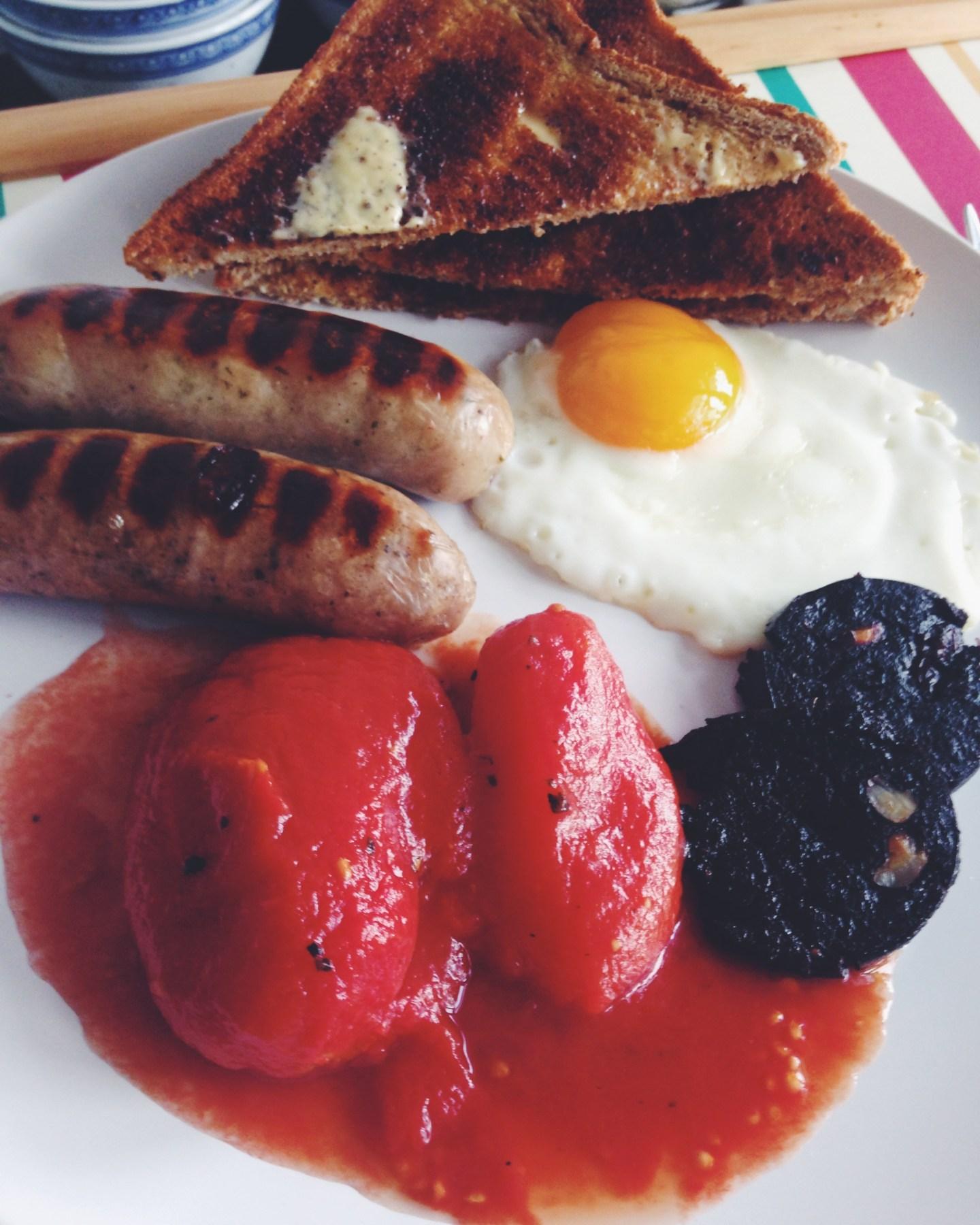 Grandads Sausages Full English Breakfast