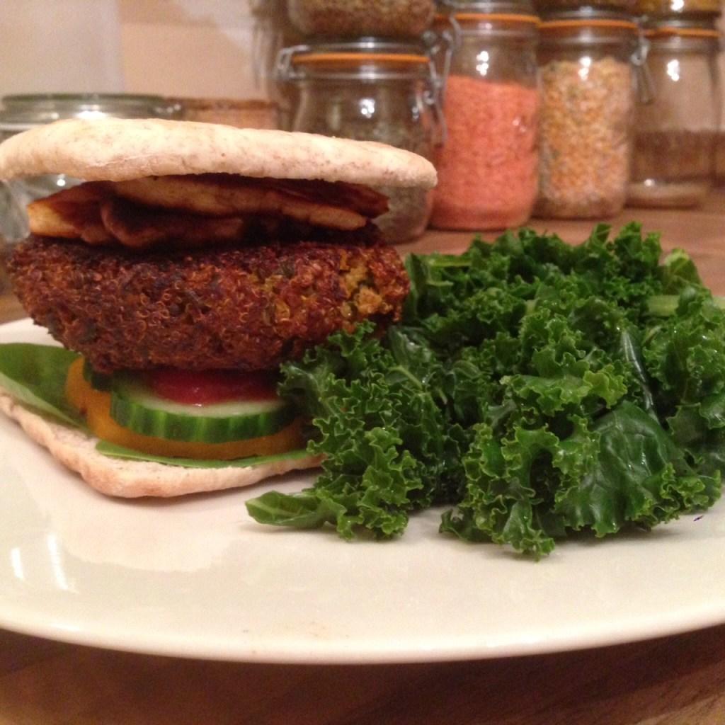 Matti P's Ultimate Veggie Burgers