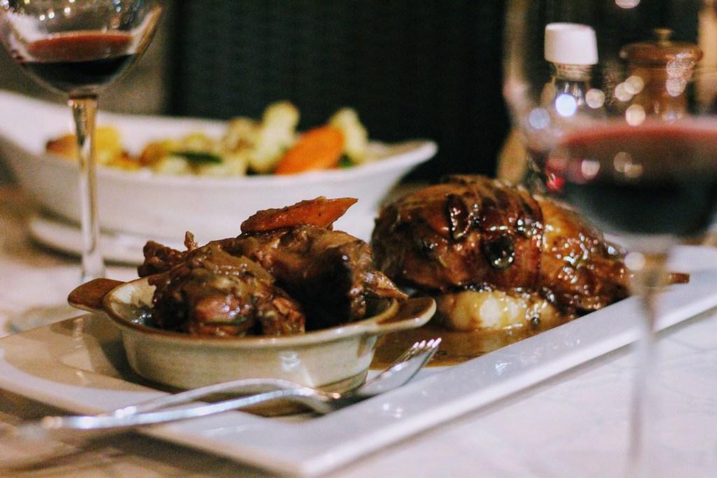 where to eat Malta - Ambrosia