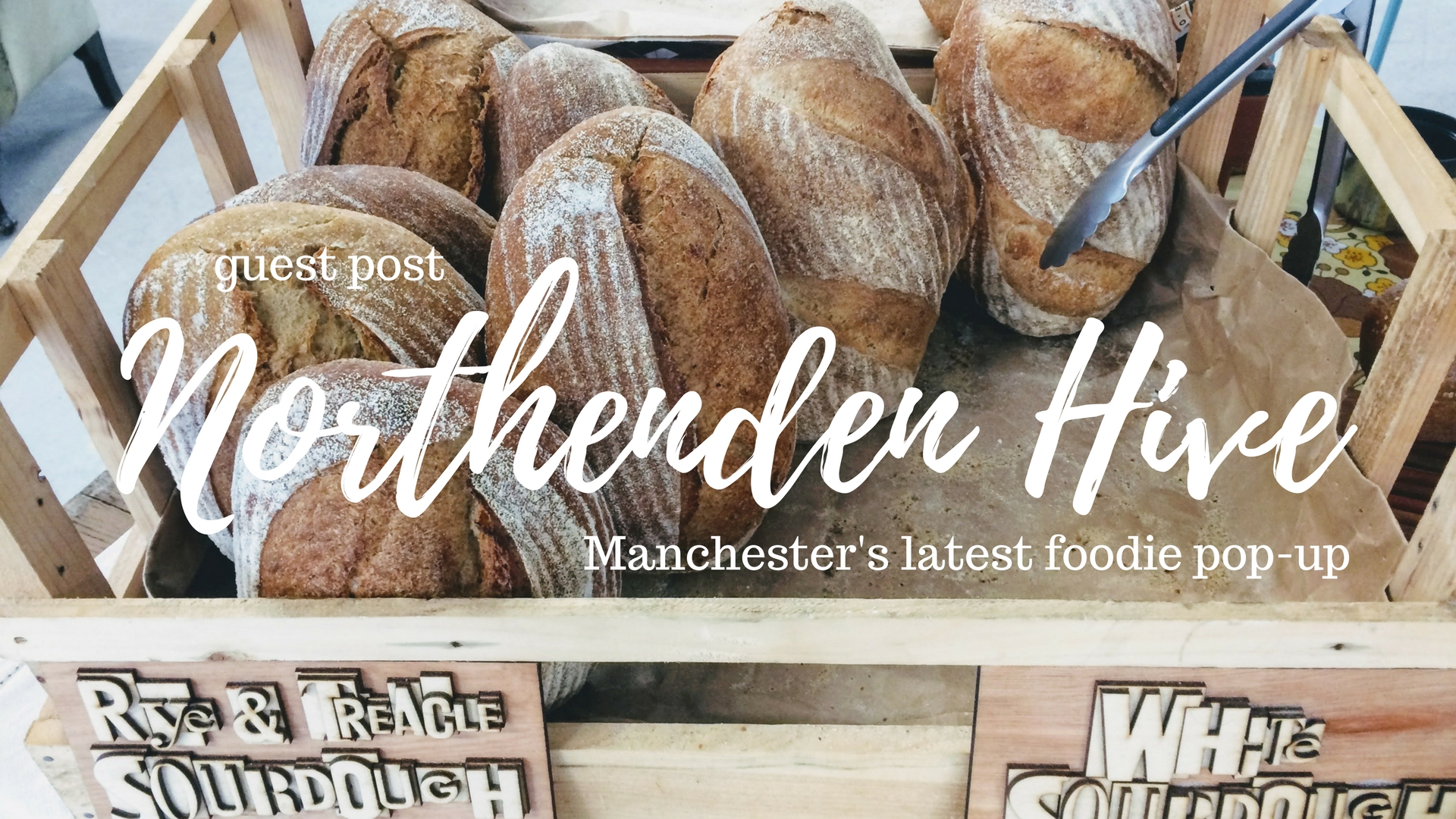 Manchester Foodie Pop Up Food Blogger Guest Post