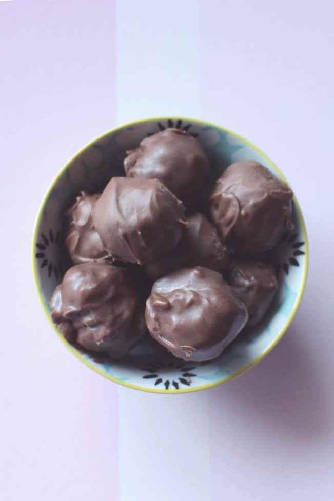 Speculoos et chocolat