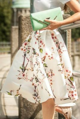Inspiration de tenues pour le printemps - Sophie's Way - Blog food & lifestyle