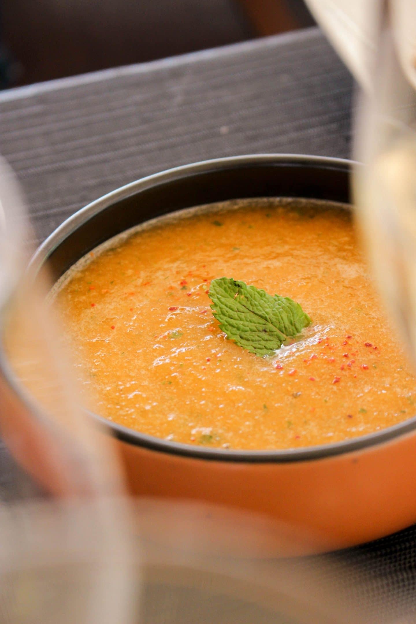 Soupe au melon - Sophie's Way