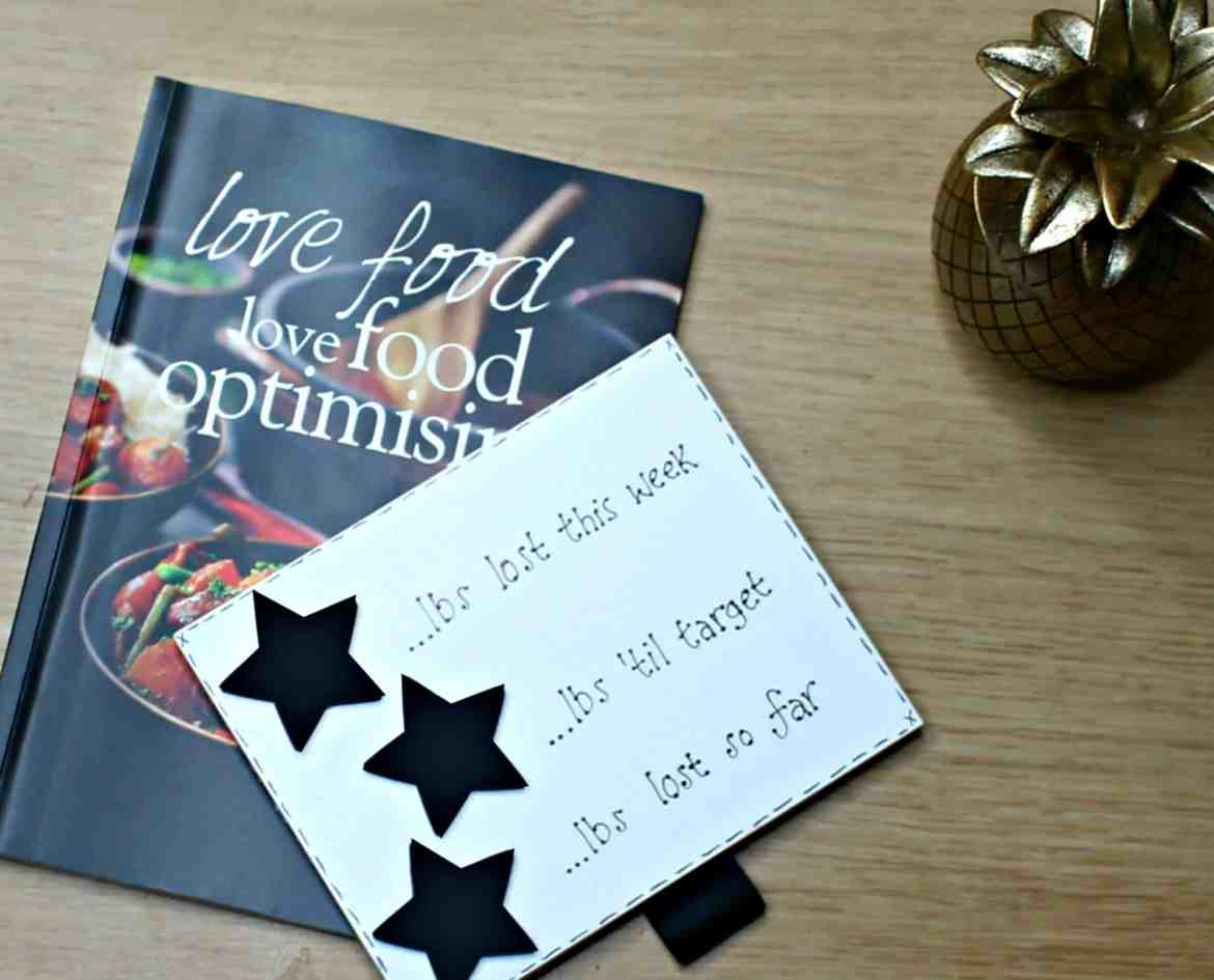 SLIMMING WORLD WEEK FIVE